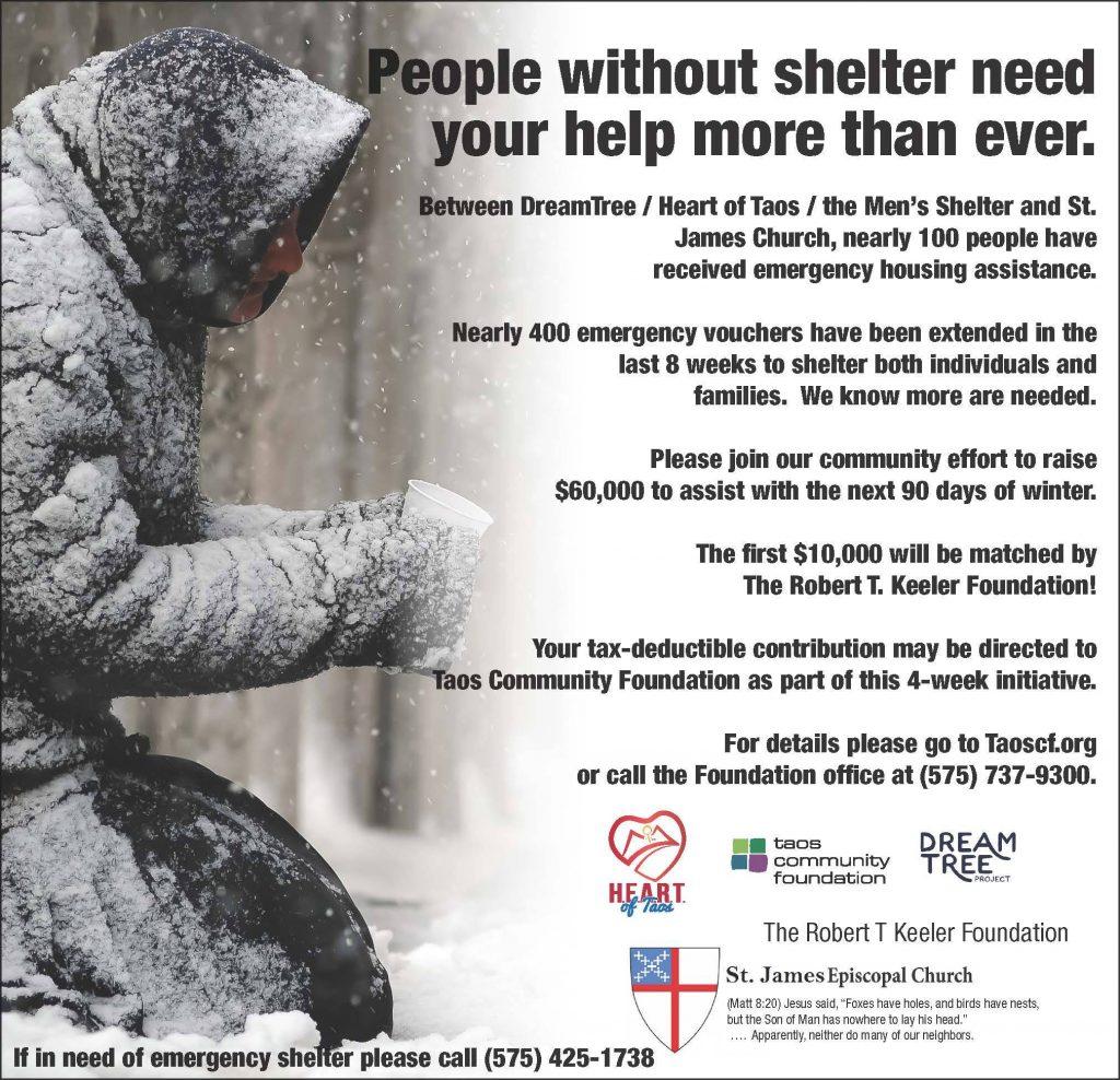 shelter support